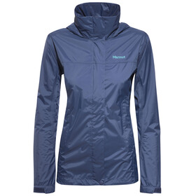 Marmot PreCip Jacket Women blue